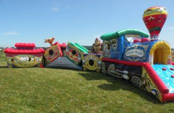 Adventure Play Inflatable