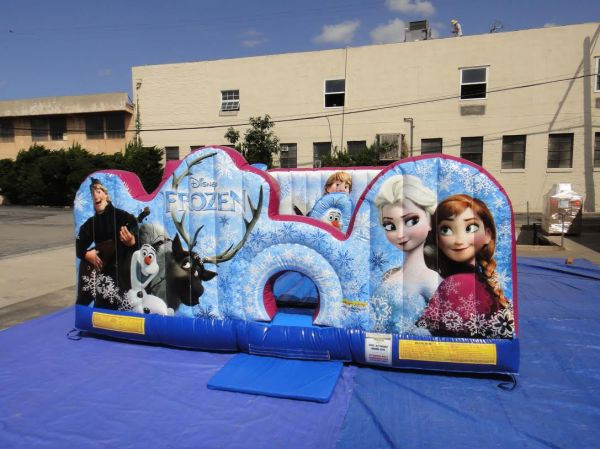 Frozen Toddler Play Center