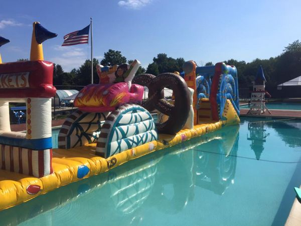 Amusement Pool Inflatable