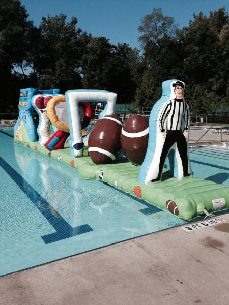 Sports Pool Inflatable