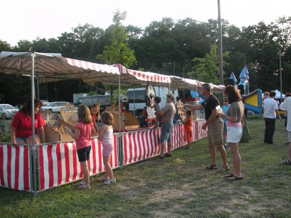 Carnival/Candy Booth