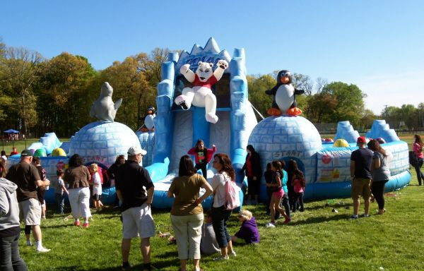 Polar Extreme Obstacle Course