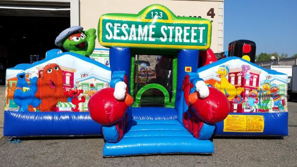 Sesame Street Toddler Zone