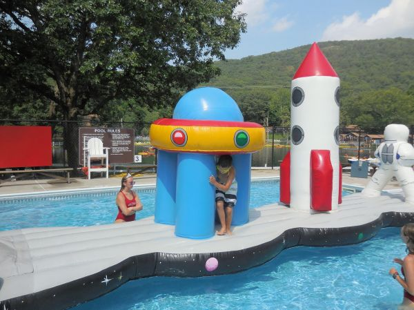 Space Pool Inflatable