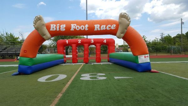Big Foot Race
