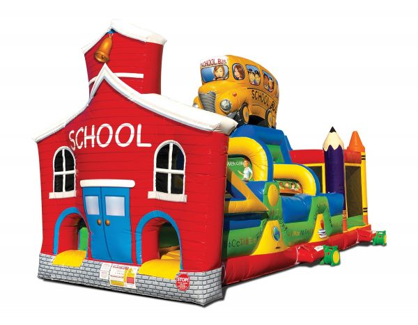 School House Obstacle Course