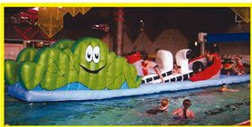 HMS Barnacle Pool Inflatable