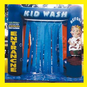Kid Car Wash