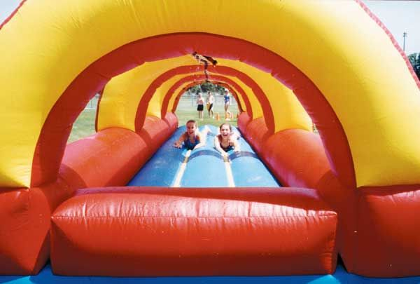Wild Splash Slip N' Slide
